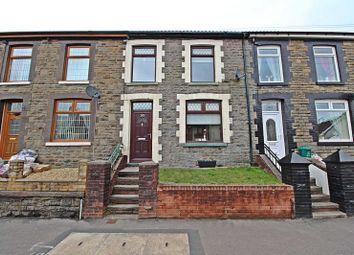Thumbnail 3 bed terraced house for sale in Brithweunydd Road, Trealaw, Tonypandy, Rhondda Cynon Taff