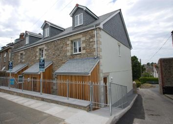 Thumbnail 3 bedroom end terrace house to rent in Godolphin Road, Helston