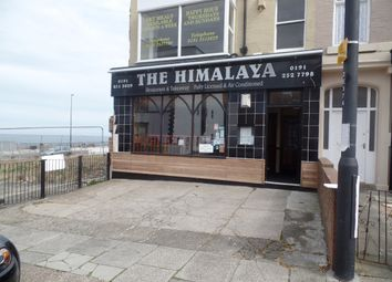 Thumbnail Restaurant/cafe for sale in 33 Esplanade, Whitley Bay