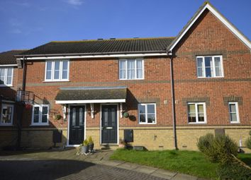 Thumbnail 2 bed terraced house for sale in Leaman Close, High Halstow, Rochester