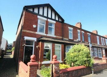 Thumbnail 3 bed end terrace house to rent in Manor Road, Sale