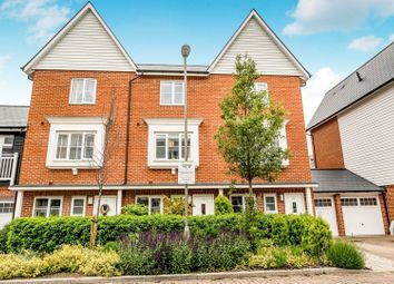 Thumbnail 4 bedroom terraced house for sale in Chenille Drive, High Wycombe