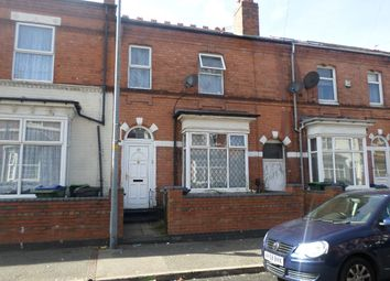 Thumbnail 3 bedroom terraced house to rent in Sycamore Road, Edgbaston, Birmingham