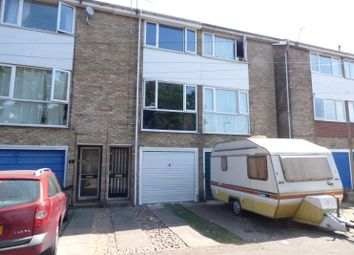 Thumbnail 3 bed maisonette for sale in Aberdare Court, Norwich