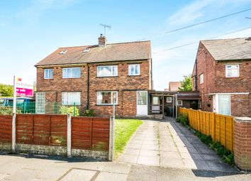 Thumbnail 3 bed semi-detached house for sale in Hoole Lane, Hoole, Chester