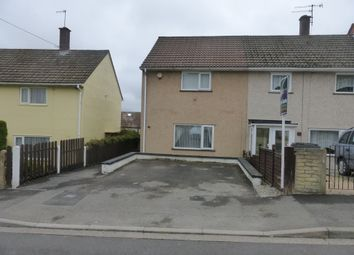 Thumbnail 2 bed end terrace house for sale in Bowring Close, Withywood, Bristol