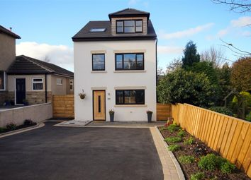 Thumbnail 4 bed detached house for sale in Lindley Moor Road, Lindley, Huddersfield