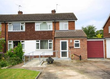Thumbnail 3 bed semi-detached house for sale in Underwood Avenue, Torworth, Nottinghamshire