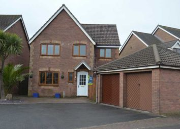 Thumbnail 4 bed detached house for sale in Mariners Point, Port Talbot