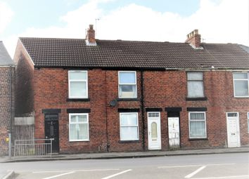 Thumbnail 2 bed terraced house to rent in Sheffield Road, Whittington Moor
