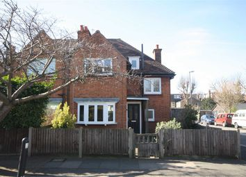 Thumbnail 2 bed semi-detached house for sale in Ellerton Road, Tolworth, Surbiton