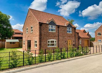 Thumbnail 4 bed detached house for sale in The Sidings, Main Street, Hutton Cranswick, East Yorkshire
