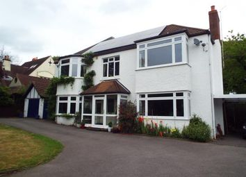 Thumbnail 5 bedroom detached house for sale in Brookvale Road, Southampton