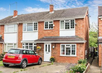Thumbnail 4 bed semi-detached house for sale in Berkeley Road, Loudwater, High Wycombe