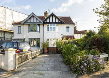 Thumbnail 4 bed semi-detached house for sale in Oakleigh Avenue, Surrey