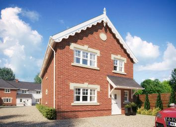 Thumbnail 4 bed mews house for sale in North Road, Brockenhurst
