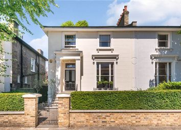 Thumbnail 4 bed semi-detached house for sale in Clifton Hill, St John's Wood, London