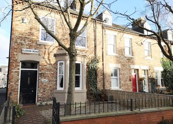 3 bed terraced house for sale in Elsdon Road, Gosforth, Newcastle Upon Tyne NE3