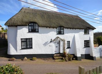 Thumbnail 4 bedroom detached house for sale in Holcombe Village, Holcombe, Dawlish, Devon