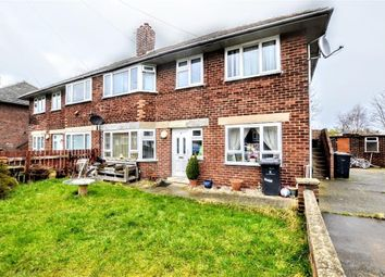 Thumbnail 2 bed flat for sale in Grasmere Crescent, Staincross, Barnsley