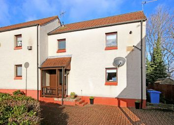 Thumbnail 2 bed end terrace house for sale in The Tower Gardens, Bo'ness
