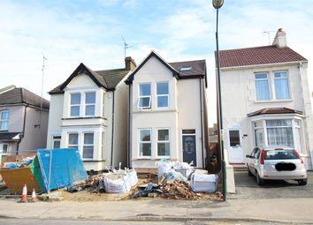 Thumbnail 4 bed detached house for sale in Napier Road, Gillingham, Kent.