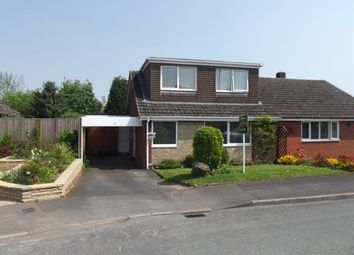 Thumbnail 3 bed semi-detached house for sale in Browning Road, Burntwood