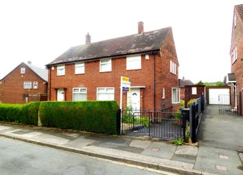 Thumbnail 2 bed semi-detached house for sale in St Catherines Hill, Bramley Leeds
