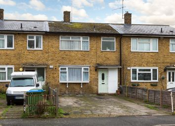 Thumbnail 3 bed terraced house for sale in Brinkburn Close, London