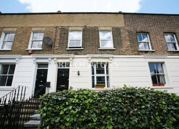 Thumbnail 4 bed terraced house to rent in Clemence Street, London