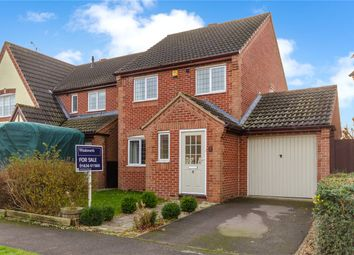 Thumbnail 3 bed detached house for sale in Swallow Drive, Claypole, Newark