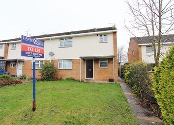 Thumbnail 1 bed flat to rent in St. Clements Road, Keynsham, Bristol