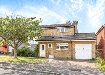 Thumbnail 4 bed detached house for sale in Perkins Way, Wokingham, Berkshire