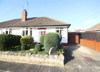 Thumbnail 2 bed semi-detached bungalow for sale in Draycote Crescent, Darlington, County Durham