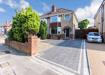 Thumbnail 3 bed semi-detached house for sale in Oakley Road, Southampton