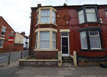 Thumbnail 3 bed end terrace house for sale in Bedford Road, Liverpool, Merseyside