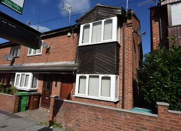 Thumbnail 2 bed terraced house to rent in Alfreton Road, Nottingham