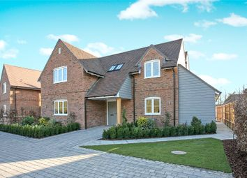 Thumbnail 4 bed detached house for sale in Rye Common, Odiham, Hampshire