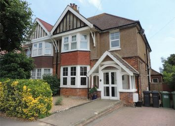 Thumbnail 2 bed flat for sale in Colebrooke Road, Bexhill On Sea, East Sussex