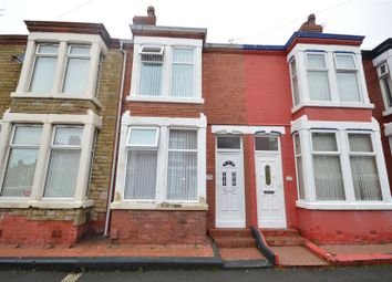 Thumbnail 2 bed terraced house for sale in Sunbury Road, Wallasey