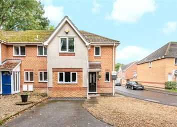 Stoke Heights, Fair Oak, Hampshire SO50. 3 bed end terrace house