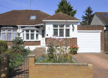 Thumbnail 3 bed semi-detached bungalow for sale in Coniston Gardens, Pinner