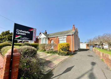 Thumbnail 3 bed bungalow for sale in Cherry Tree Road, Blackpool, Lancashire, .