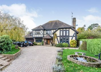 6 bed detached house for sale in Bluehouse Lane, Oxted RH8