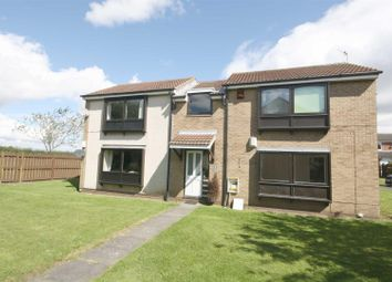 Thumbnail 1 bed flat to rent in Bradley Close, Ouston, Chester Le Street