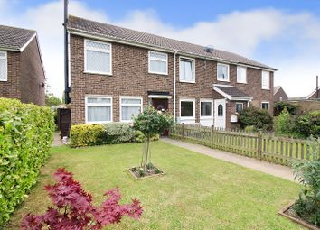 Thumbnail 3 bed end terrace house for sale in Hamilton Walk, Martham, Great Yarmouth