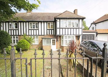 Thumbnail 4 bed semi-detached house for sale in London Lane, Bromley, Kent