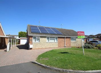 Thumbnail 2 bed semi-detached bungalow for sale in Linnetsdene, Swindon, Wiltshire