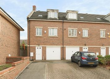 Thumbnail 3 bed town house for sale in Gilbert Boulevard, Arnold, Nottingham