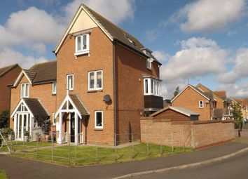 Thumbnail 3 bed semi-detached house for sale in Cedar Court, Widdrington, Morpeth, Northumberland